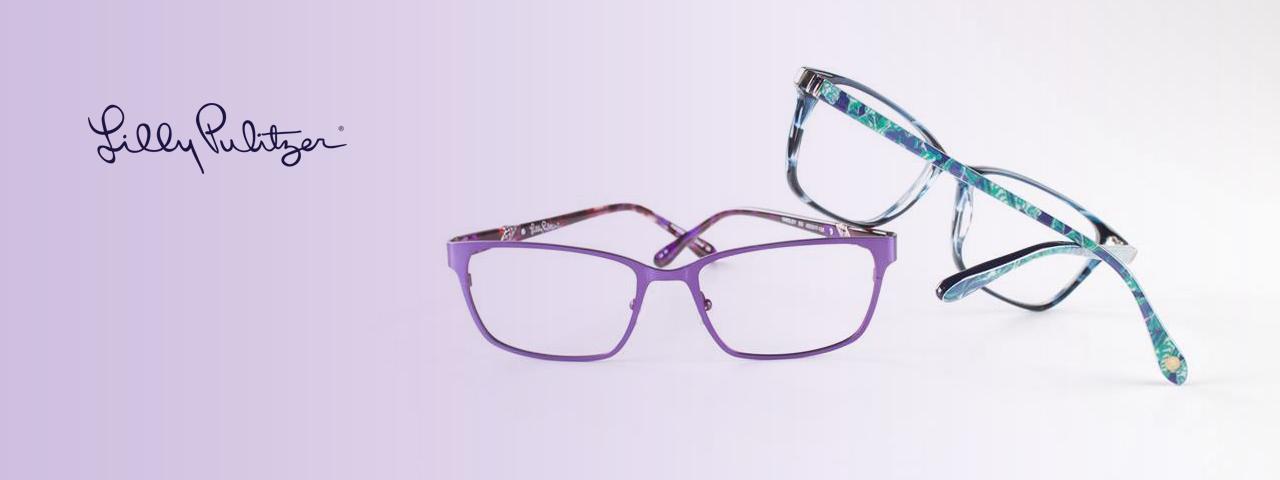 lilly pulitzer designer frames